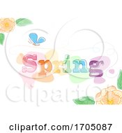 Colorful Spring Design