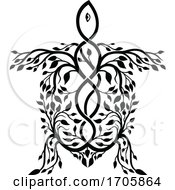 Sea Turtle CELTIC KNOT