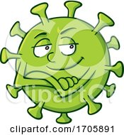 Evil Black Coronavirus