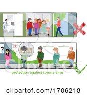 Covid 19 Coronavirus Social Distancing