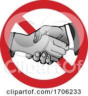 Covid 19 Coronavirus No Handshaking