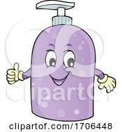 Cartoon Hand Soap Dispenser