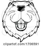 Tough Beaver Mascot