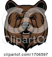 Tough Bear Mascot