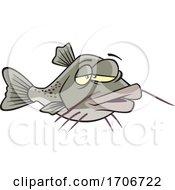 Cartoon Catfish