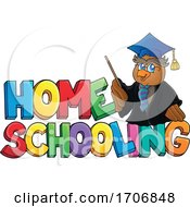Home Schooling Design With A Professor Owl