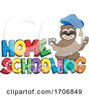 Home Schooling Design With A Sloth