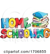 Home Schooling Design With Books