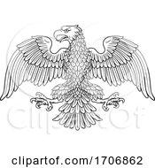 04/12/2020 - Eagle Imperial Heraldic Symbol