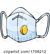 N95 Respirator Mask by visekart