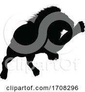 Lion Animal Silhouette