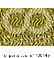 Abstract Background With Optical Illusion Pattern