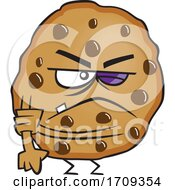 Cartoon Tough Cookie