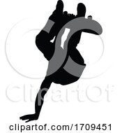 05/02/2020 - Skateboarder Skater Silhouette