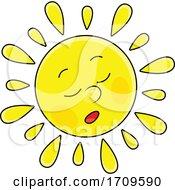 Sun Mascot