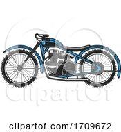 Motorcycle Or Dirt Bike