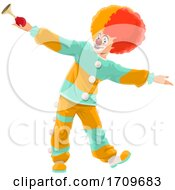Clown With A Horn