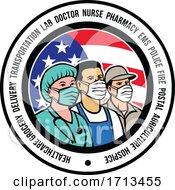 American Essential Workers