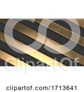 Poster, Art Print Of Scratched Metal Background