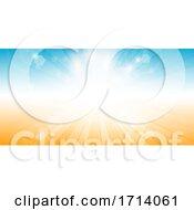 Summer Themed Banner Design