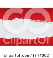 Torn Paper Background Design