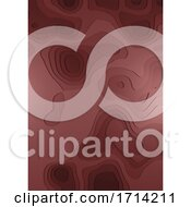 Poster, Art Print Of 3d Topology Relief Background