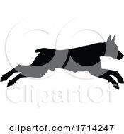 05/20/2020 - Dog Silhouette Pet Animal