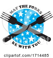 May The Forks Be With You Design