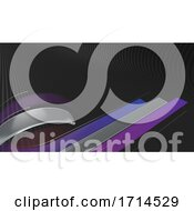 3D Geometric Abstract Background by KJ Pargeter #COLLC1714529-0055