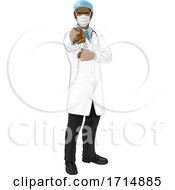 Doctor In PPE Mask Pointing Needs You