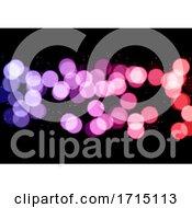 Decorative Bokeh Lights Background