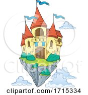Floating Castle by visekart