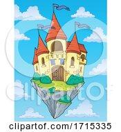 Floating Castle by visekart