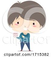 Kid Boy Adjective Human Illustration
