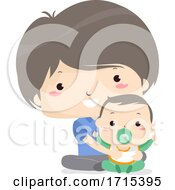 Kid Boy Adjective Young Illustration