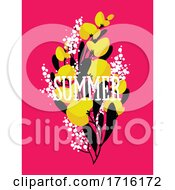 Floral Summer Greeting