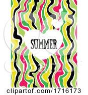 Summer Dynamic Fluid Backgrounds