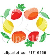Strawberries Mangoes And Lemons