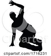 06/10/2020 - Street Dance Dancer Silhouette