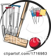 Croquet Design by Vector Tradition SM