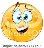 06/28/2020 - Yellow Emoji Smiley Looking Emotional