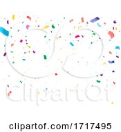 Poster, Art Print Of Party Confetti Background