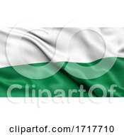 Poster, Art Print Of Flag Of Pando Waving In The Wind