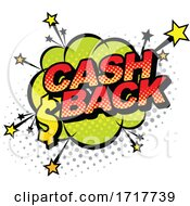Cash Back Comic Design