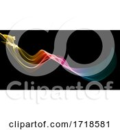 Poster, Art Print Of Rainbow Flow Background
