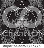 Mandala Patterned Background