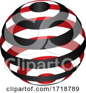 Poster, Art Print Of 3d Sphere
