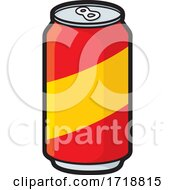 Poster, Art Print Of Soda Can