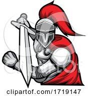 Knight Mascot