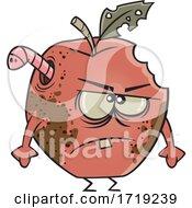 Cartoon Bad Apple